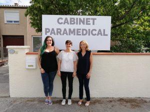photo equipe cabinet paramedical des tilleuls